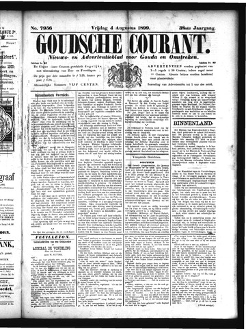Goudsche Courant 1899-08-04