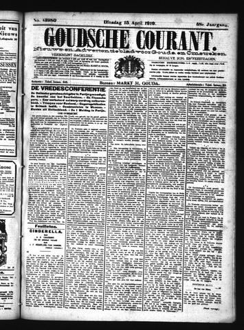 Goudsche Courant 1919-04-15