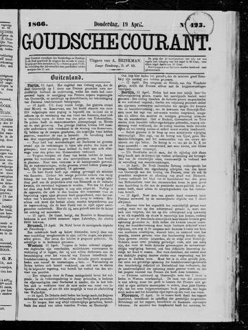 Goudsche Courant 1866-04-19
