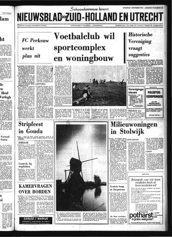 Schoonhovensche Courant 1976-09-01
