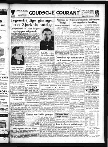 Goudsche Courant 1957-10-28