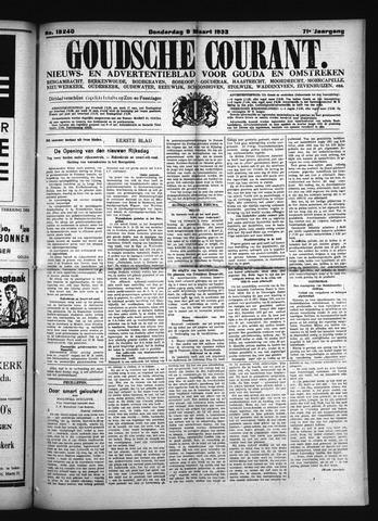 Goudsche Courant 1933-03-09