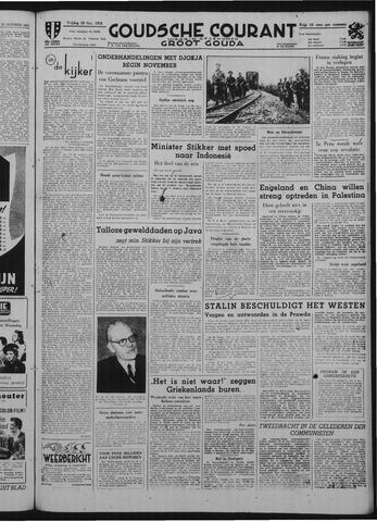 Goudsche Courant 1948-10-29