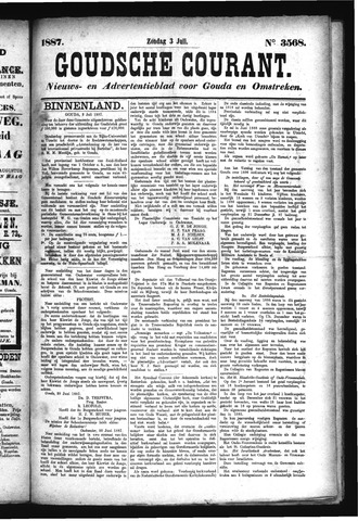 Goudsche Courant 1887-07-03