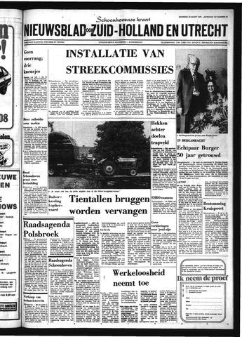 Schoonhovensche Courant 1976-03-22