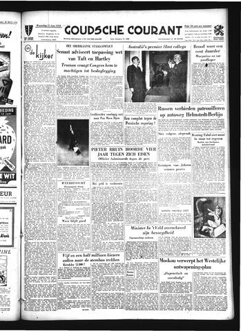 Goudsche Courant 1952-06-11
