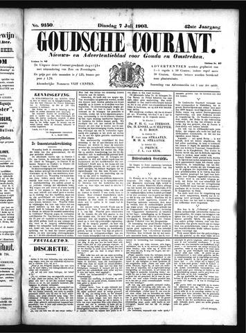 Goudsche Courant 1903-07-07