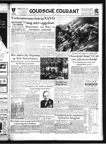 Goudsche Courant 1957-11-18