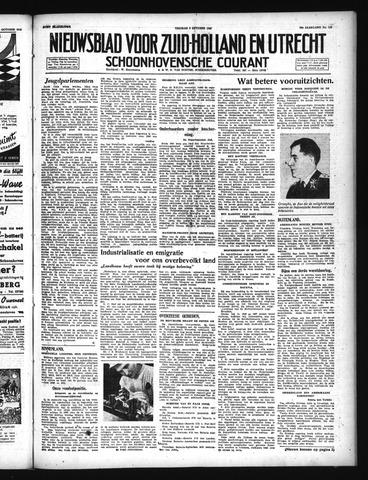 Schoonhovensche Courant 1947-10-03