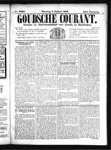 Goudsche Courant 1906-01-08