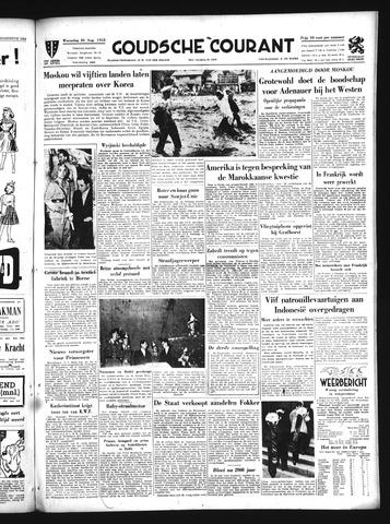 Goudsche Courant 1953-08-26