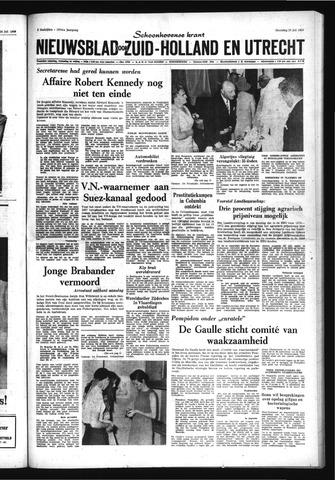 Schoonhovensche Courant 1969-07-28