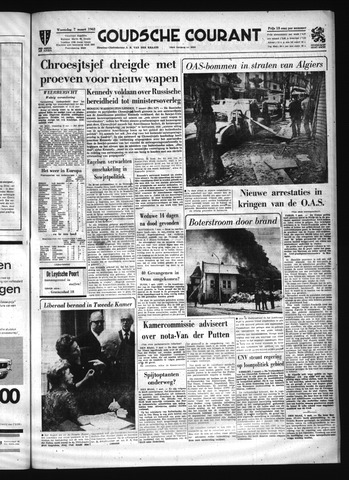 Goudsche Courant 1962-03-07