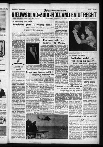 Schoonhovensche Courant 1961-07-07