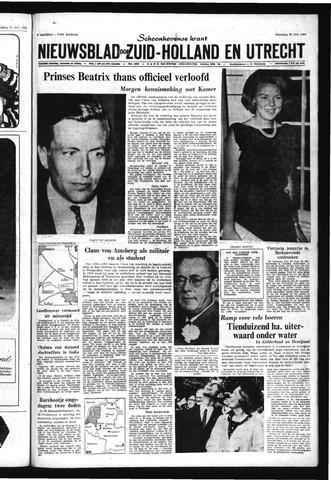 Schoonhovensche Courant 1965-06-28