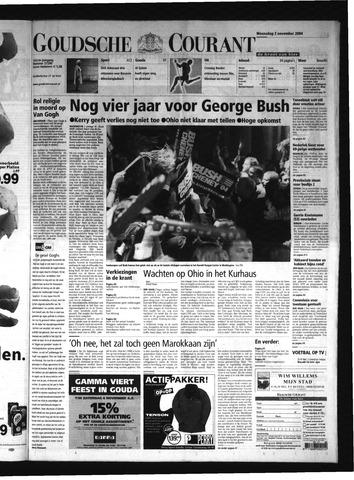 Goudsche Courant 2004-11-03
