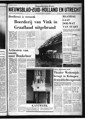 Schoonhovensche Courant 1974-07-17