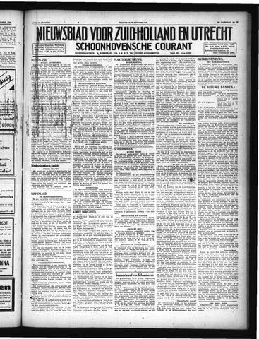 Schoonhovensche Courant 1946-10-30