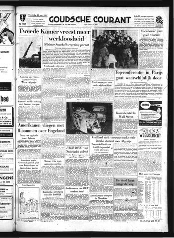 Goudsche Courant 1957-11-28