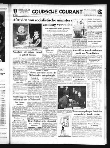 Goudsche Courant 1958-12-11