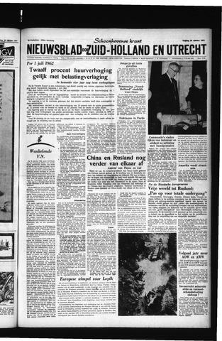 Schoonhovensche Courant 1961-10-20