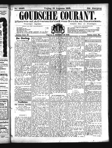 Goudsche Courant 1916-08-18