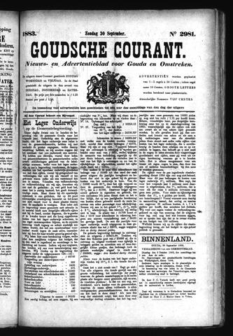 Goudsche Courant 1883-09-30