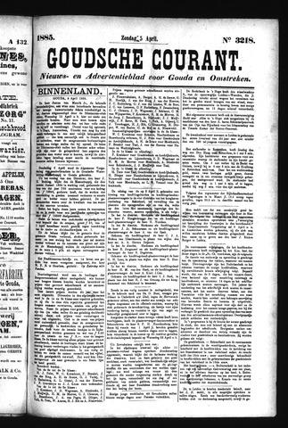 Goudsche Courant 1885-04-05