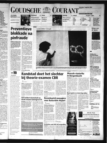 Goudsche Courant 2004-08-07