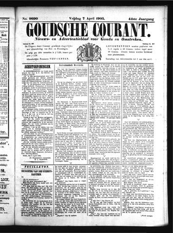 Goudsche Courant 1905-04-07