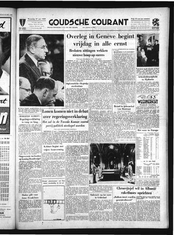 Goudsche Courant 1959-05-27