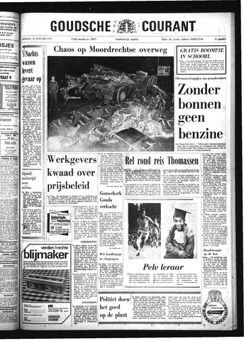 Goudsche Courant 1974-01-22