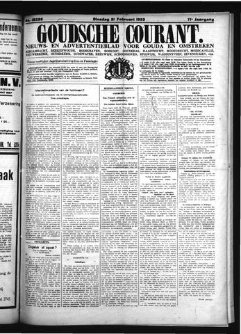 Goudsche Courant 1933-02-21