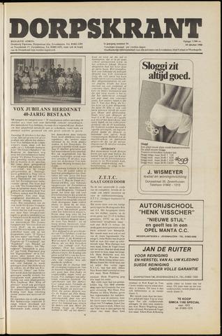 Dorpskrant 1980-10-10