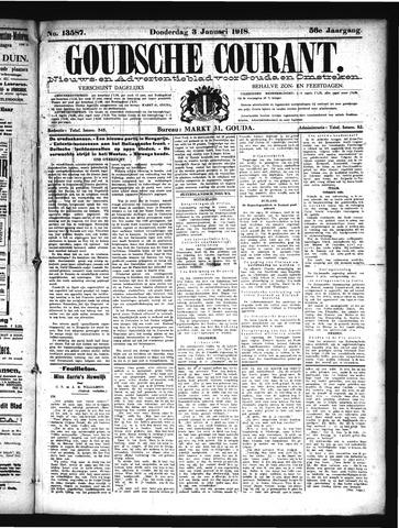 Goudsche Courant 1918-01-03