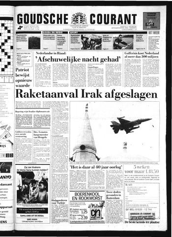 Goudsche Courant 1991-01-21