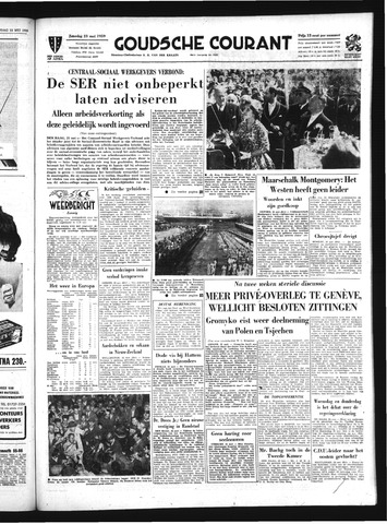 Goudsche Courant 1959-05-23