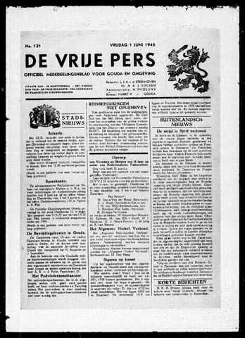De Vrije Pers 1945-06-01
