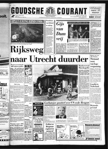 Goudsche Courant 1985-10-25