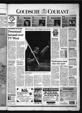 Goudsche Courant 1998-02-19