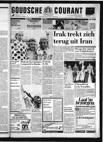 Goudsche Courant 1988-07-25
