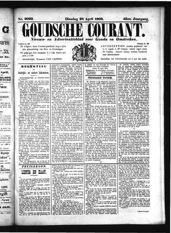 Goudsche Courant 1903-04-28