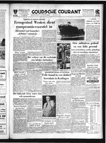 Goudsche Courant 1959-07-20