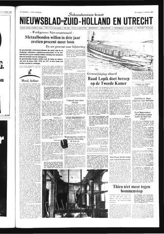 Schoonhovensche Courant 1968-10-23