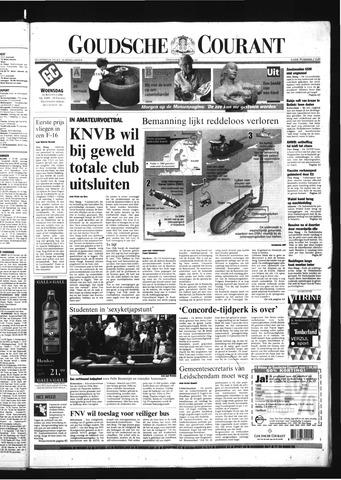 Goudsche Courant 2000-08-16
