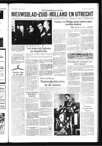 Schoonhovensche Courant 1969-01-15