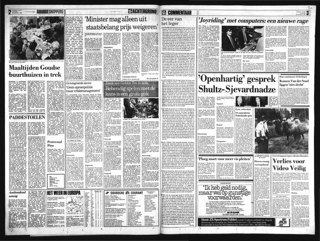 Goudsche Courant 1985-09-26