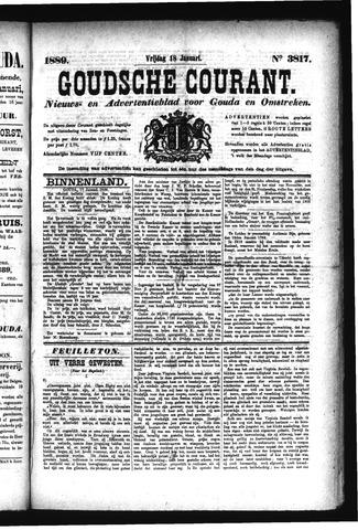 Goudsche Courant 1889-01-18