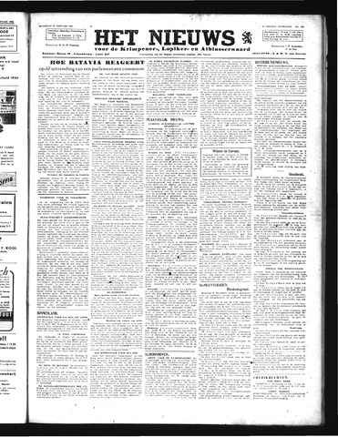 Schoonhovensche Courant 1946-01-21