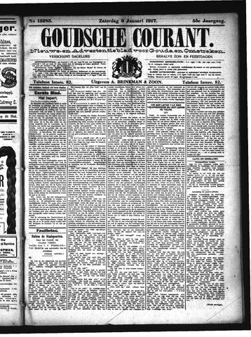 Goudsche Courant 1917-01-06
